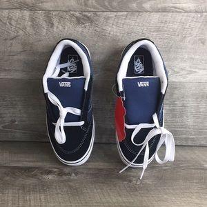 Vans Bearcat Navy/Stv Navy sneakers